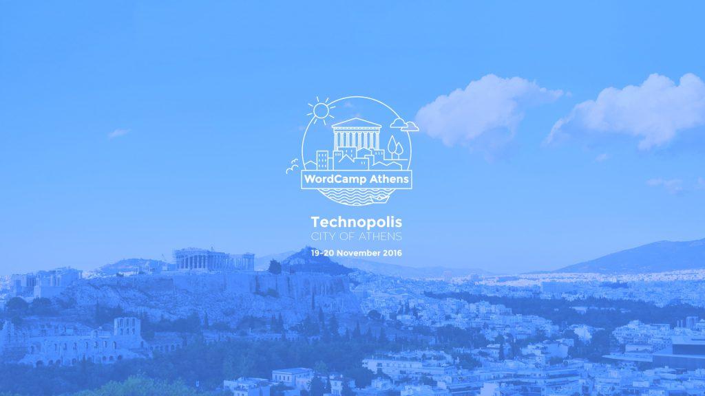 WordCamp Athens 2016